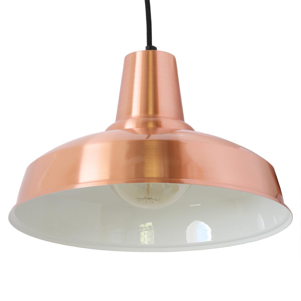 Bevorzugt Kupfer-Pendelleuchte aus Dänemark PANDULERA - Casa Lumi TL43
