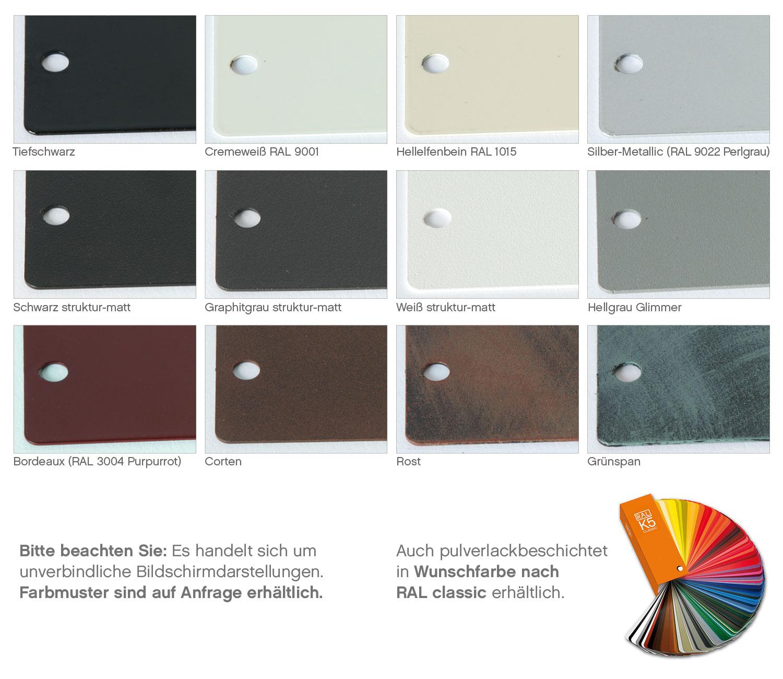 Klassische Fabrik-Pendelleuchte In RAL-Farben, Ø 31 Oder