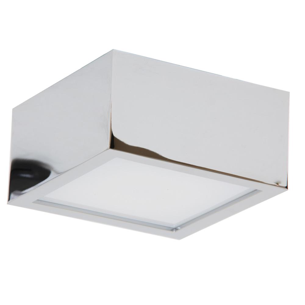 KARREE LED Exklusive Badezimmer Deckenlampe IP44 10/18 Cm Von Edition Casa  Lumi,