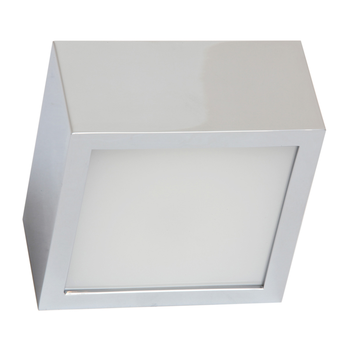 karree led exklusive badezimmer-deckenlampe ip44 - casa lumi