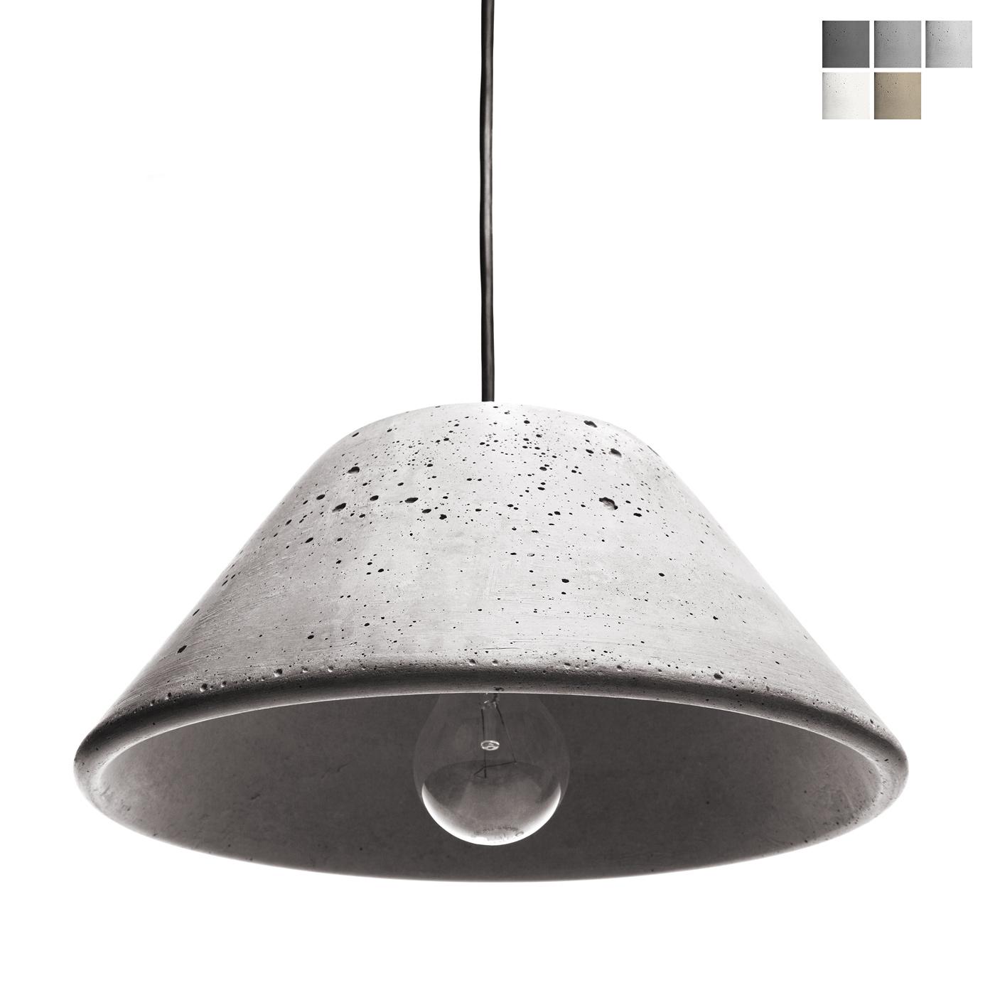 zeitlose pendelleuchte aus beton olympus casa lumi. Black Bedroom Furniture Sets. Home Design Ideas