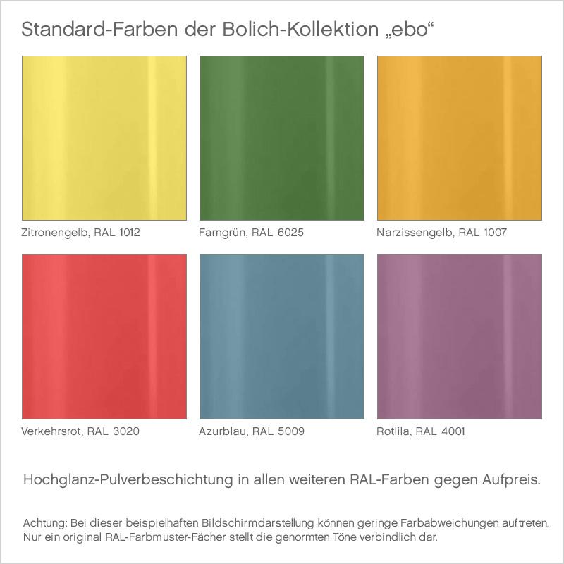 Donia handgefertigte blech h ngelampe in allen farben - Farben jugendstil ...