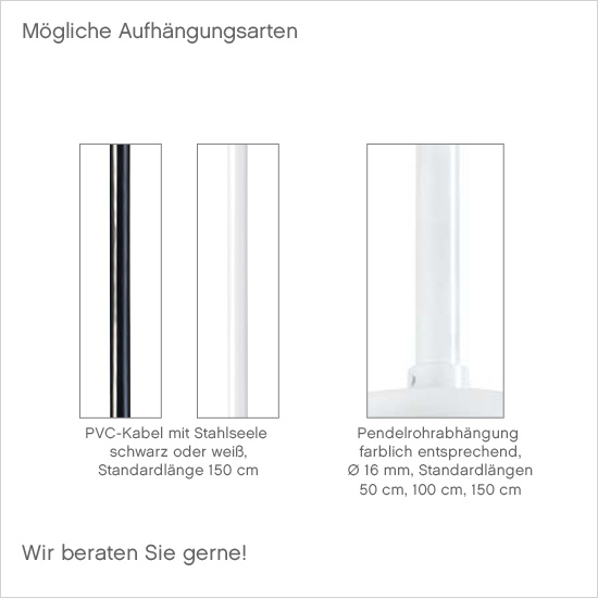 meta doppel zylinder pendelleuchte z b f r hohe r ume. Black Bedroom Furniture Sets. Home Design Ideas