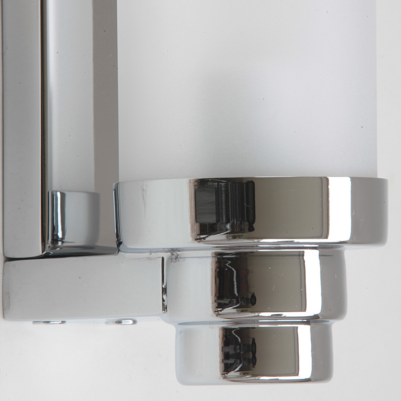 Carlton Art Deco Wall Light For Bathrooms Casa Lumi