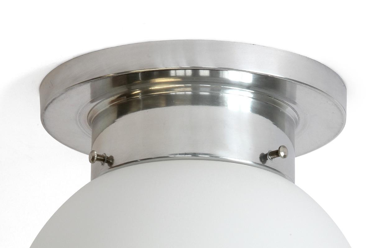 Funktionale Kugel-Deckenlampe für Bad und Diele GLOBO, Ø 20/25/30 cm ...