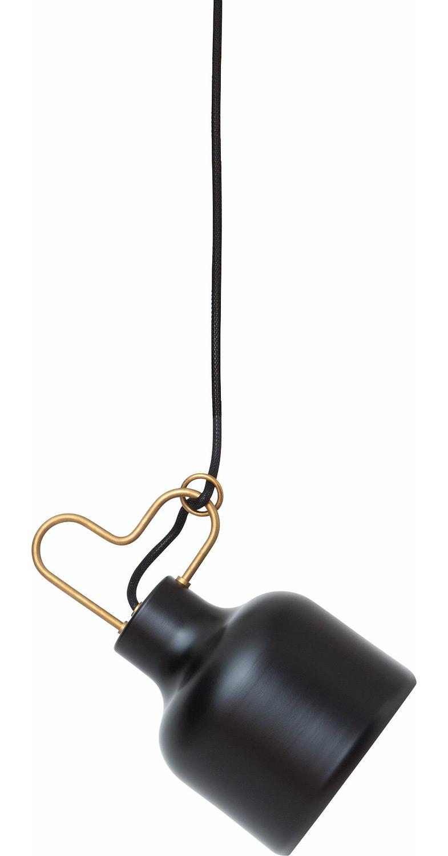 kleine design h ngeleuchte bold mit verstellbarem schirm casa lumi. Black Bedroom Furniture Sets. Home Design Ideas
