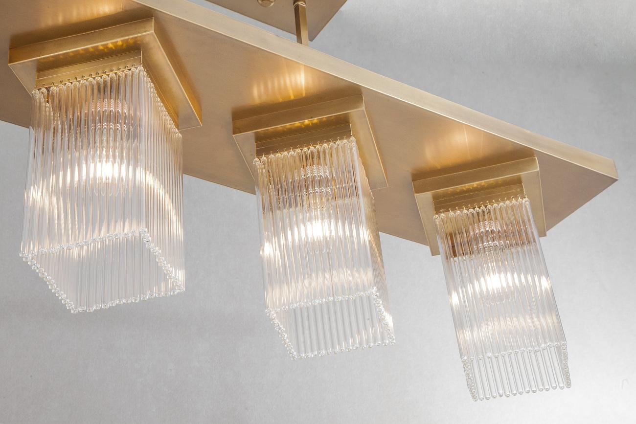 Plafoniere Kristall : Xxl banci florentiner plafoniere blattgold kristall kronleuchter