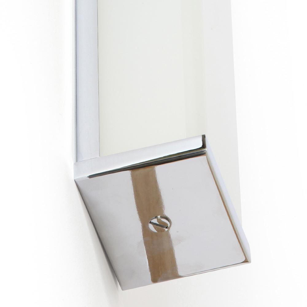 hohe chrom wandleuchte z b f r bad spiegel led casa lumi. Black Bedroom Furniture Sets. Home Design Ideas