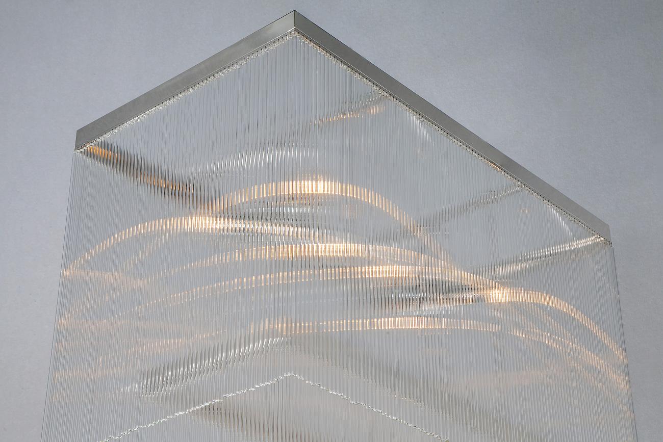 Hängelampe Kronleuchter Kristall ~ Zeitloser prächtiger leuchter mit langen kristall stäben monac