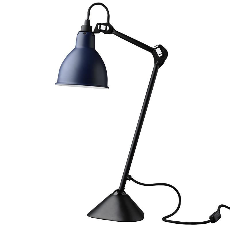 Tischlampe gezeichnet  LAMPE GRAS 205 Tischleuchte Schreibtischlampe Klassiker - Casa Lumi