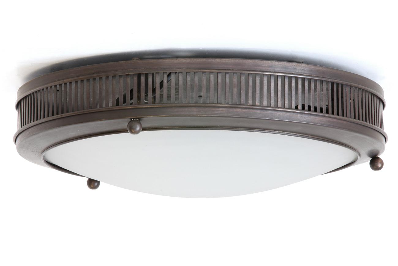 Charmante französische deckenleuchte rustique Ø 18 26 36 cm casa lumi