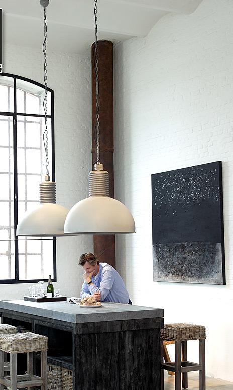 h ngeleuchte loft glas pendelleuchte modern. Black Bedroom Furniture Sets. Home Design Ideas