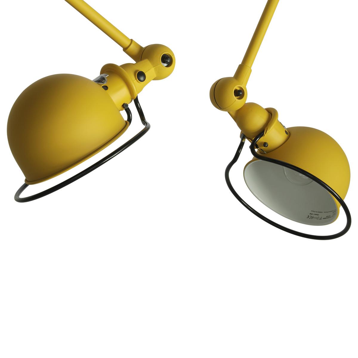 Deckenlampe clipart  SKY4224 Zweiarmige Gelenk-Deckenlampe aus Frankreich - Casa Lumi