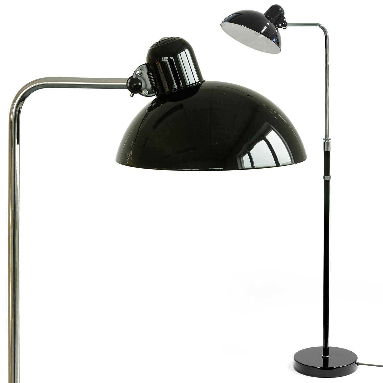 Bauhaus Design Stehlampe