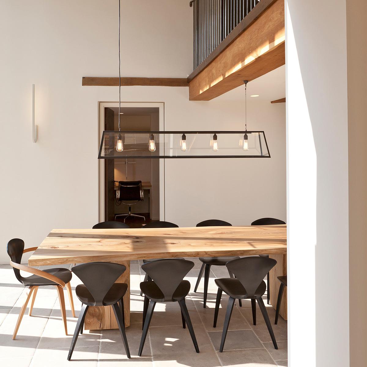 Erfreut Küchenbeleuchtung über Tisch Fotos - Ideen Für Die Küche ...