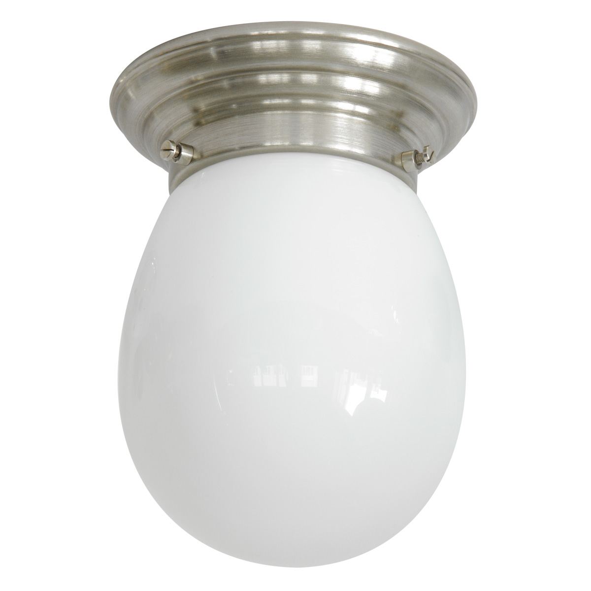 kleine deckenlampe mit tropfen opalglas 14 cm casa lumi. Black Bedroom Furniture Sets. Home Design Ideas