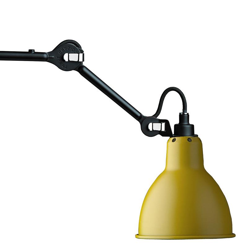 Ceiling Adjustable Lamp: Adjustable Ceiling Light With Swivel Arm N ° 312