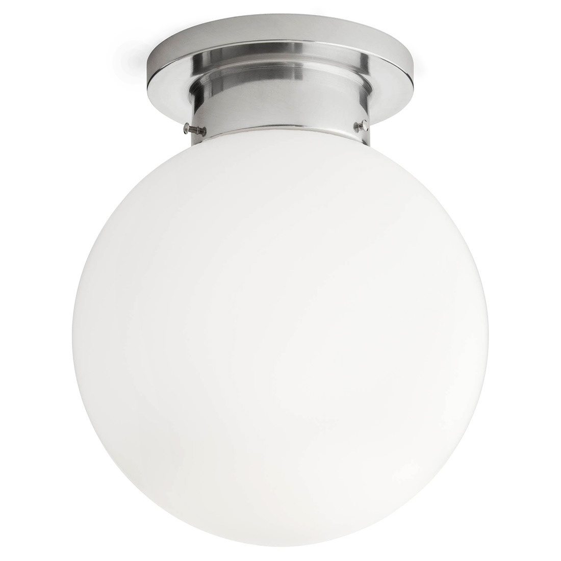 Bild 1: Die Kugel Deckenlampe Ist Gut Geeignet Für Die Beleuchtung Von  Bädern, Dielen, Fluren, Treppenhäusern Usw. (mittleres Modell Mit Ø 25 Cm)