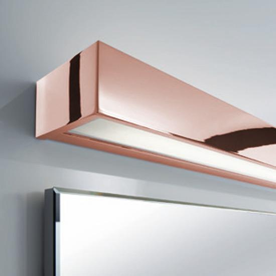 Wandleuchte Bad Spiegel Dekoration Ideen