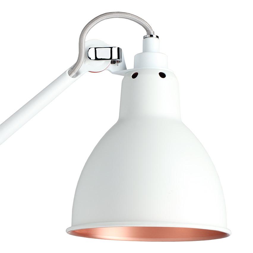 Wandleuchte deckenlampe n 304 mit gelenkarm 40 60 cm for Deckenleuchte lampe