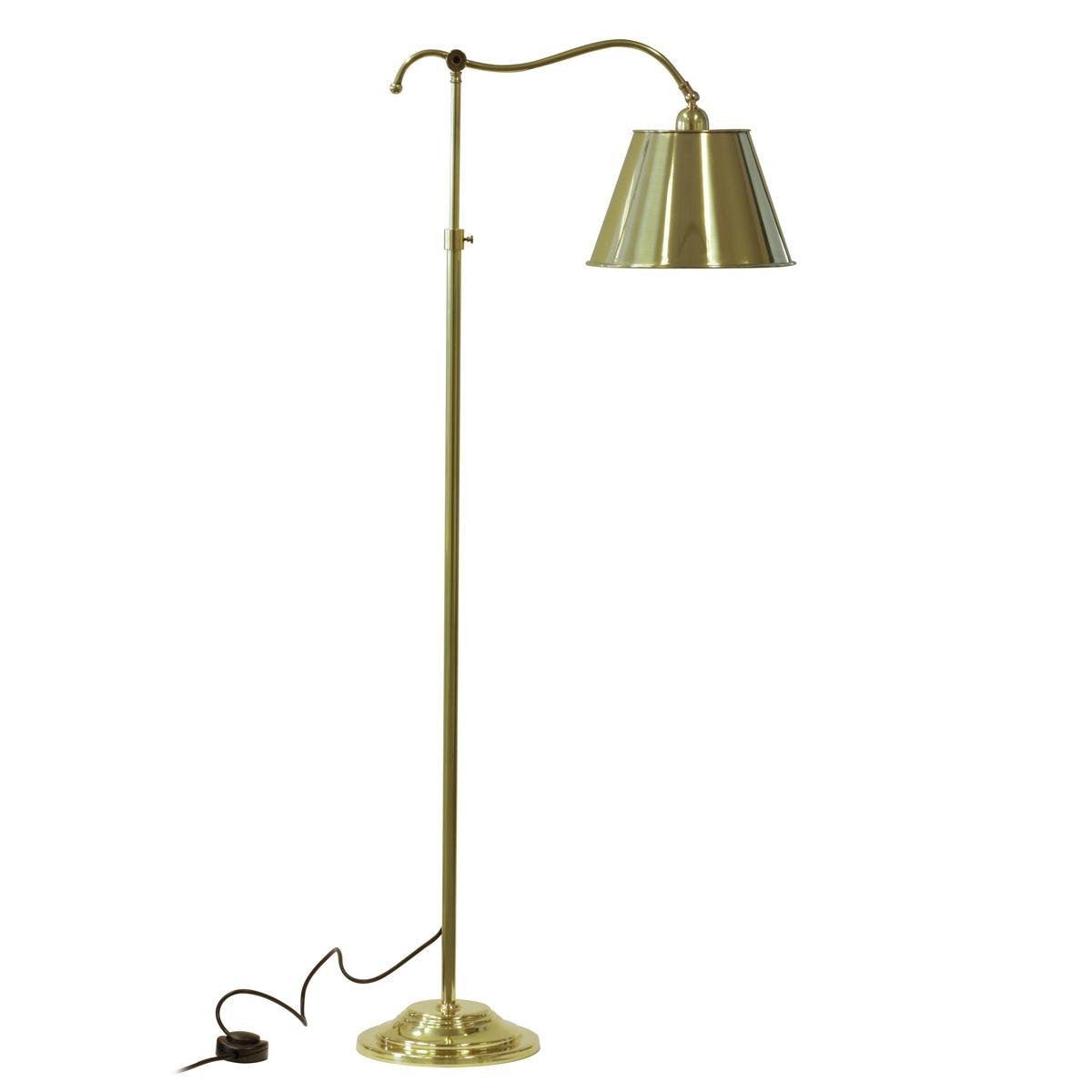 Franzosische Lese Stehlampe Aus Messing Casa Lumi