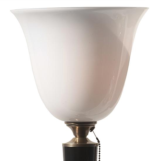 Exclusive Mazda Lampe Mazda Leuchte Tischlampe Art Deco
