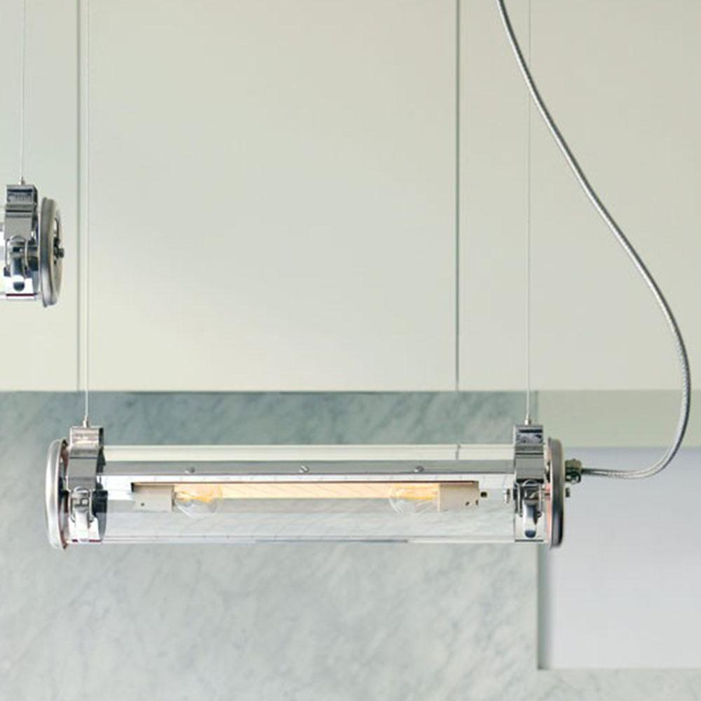 Glass Tube Light Musset Ip68 Casa Lumi