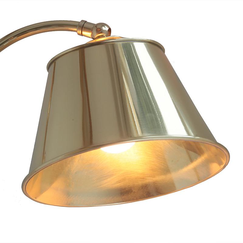 ouist einstellbare wandlampe aus messing casa lumi. Black Bedroom Furniture Sets. Home Design Ideas
