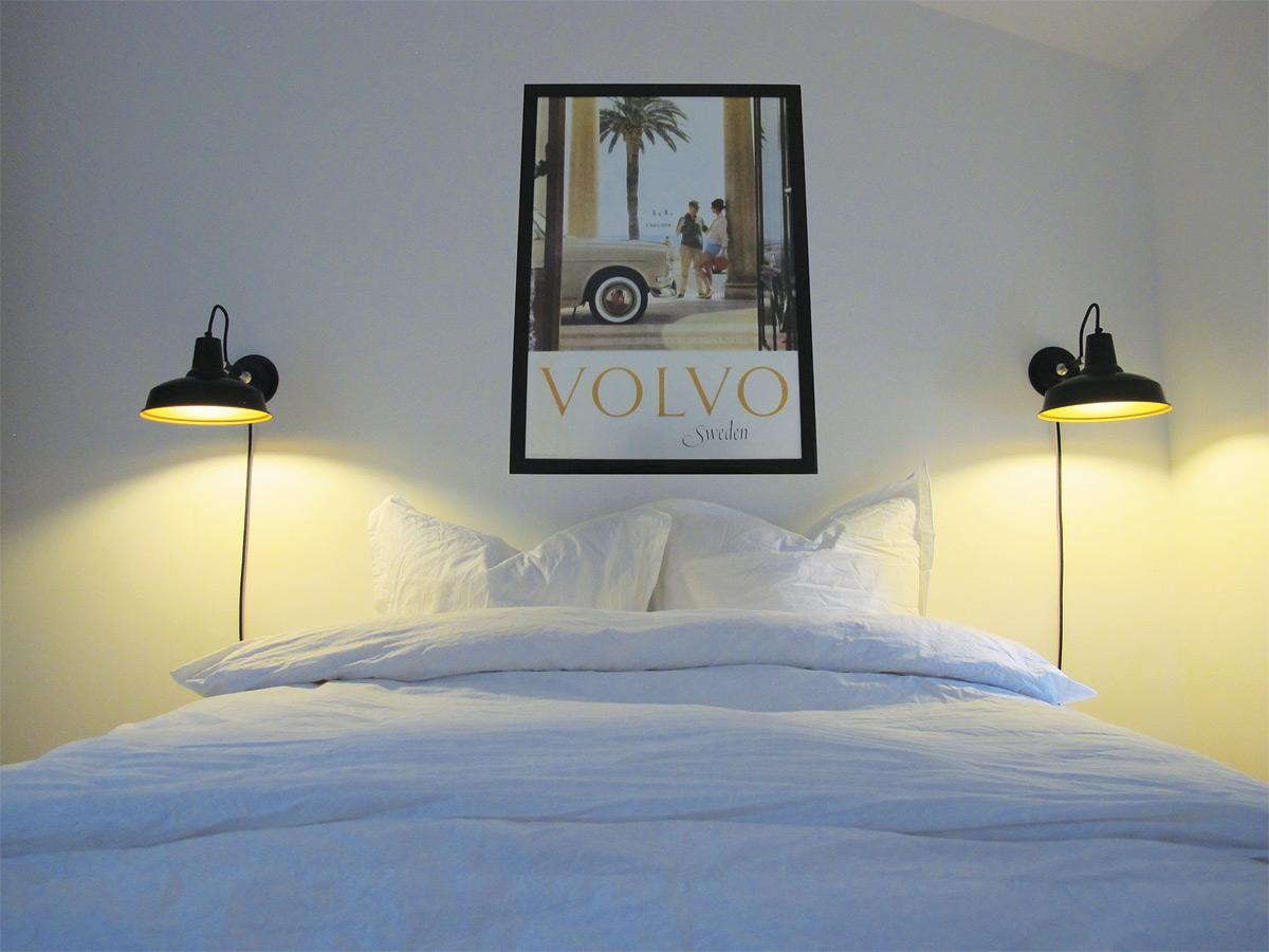 Wandleuchte Bett gelenk wandleuchte pelican casa lumi