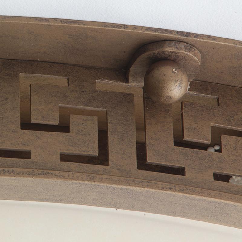 gro e deckenleuchte aus schmiedeeisen 88 cm casa lumi. Black Bedroom Furniture Sets. Home Design Ideas