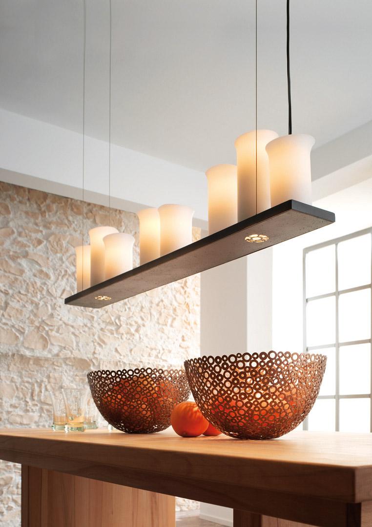 kerzenleuchte hl 2430 schmiedeeisen h ngeleuchte casa lumi. Black Bedroom Furniture Sets. Home Design Ideas