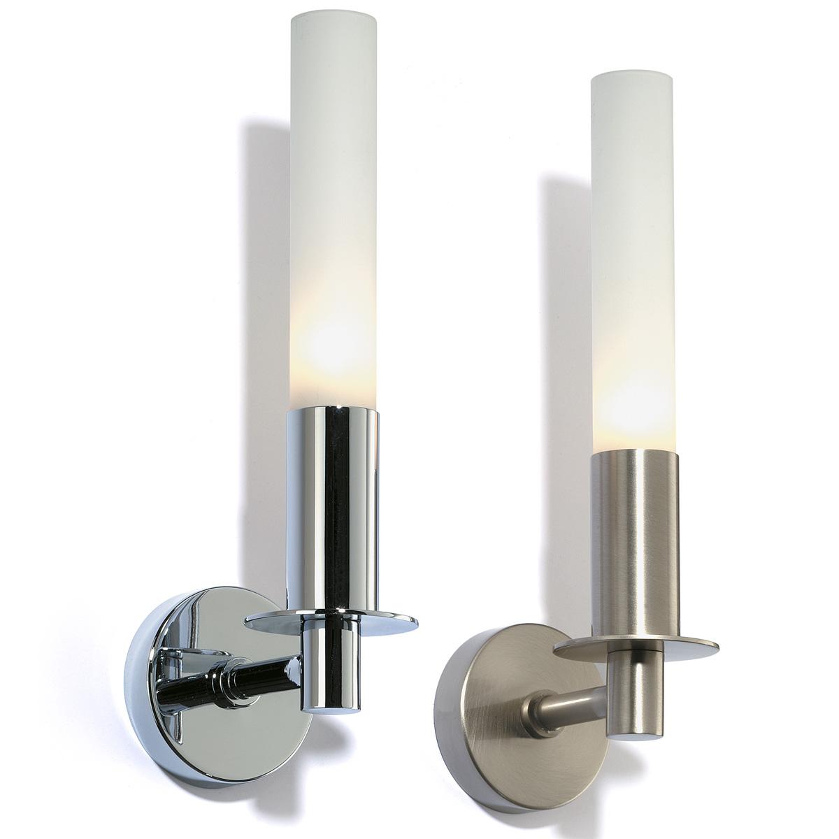 Kerzen Wandleuchte Für Bad Und Spiegel Candela   Casa Lumi