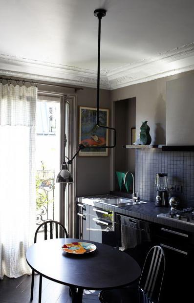 Exklusive einstellbare Leuchte für die Küche N° 312 - Casa Lumi