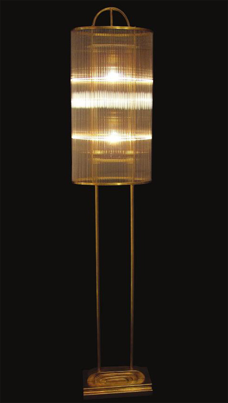 Kristall stehlampe cool murano moderne series with for Stehlampe kristall