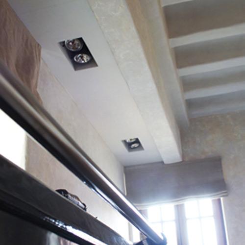 Phantom decken einbaustrahler mit charakter casa lumi for Lampen strahler decke