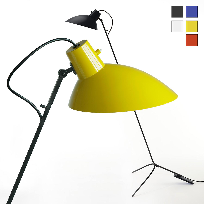 Mid Century Floor Lamp By Vittoriano Vigano Cinquanta Casa
