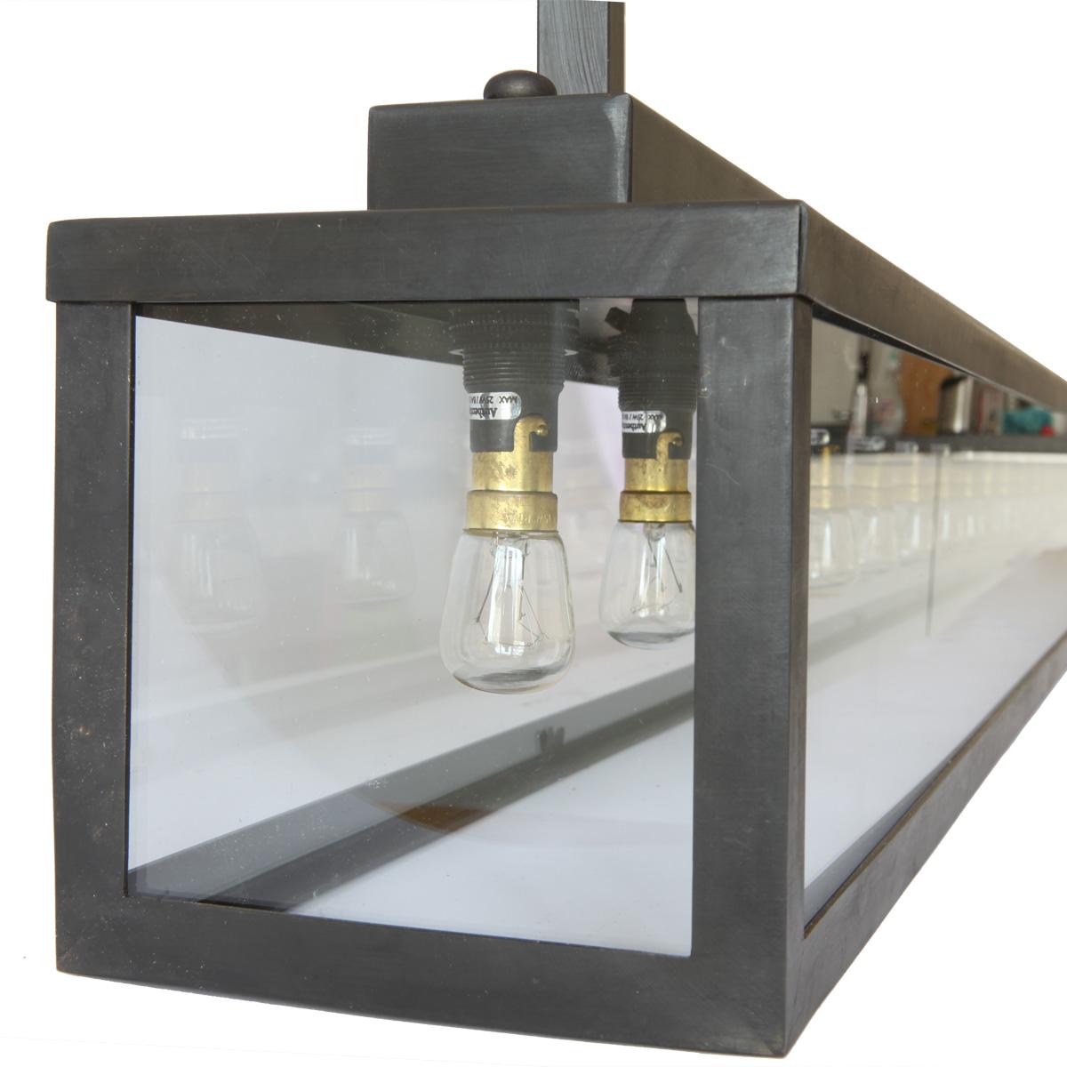 VITRINE 20L Kassetten-Hängeleuchte für Theken und Küchen - Casa Lumi