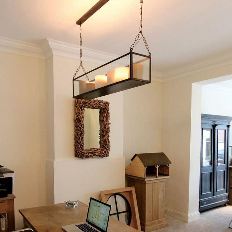 bellefo kerzen h ngeleuchter aus messing casa lumi. Black Bedroom Furniture Sets. Home Design Ideas