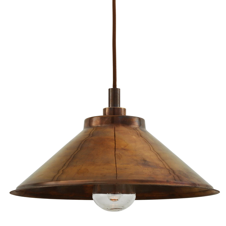 Waterproof Brass Pendant Lamp With Glass Ip54 Casa Lumi