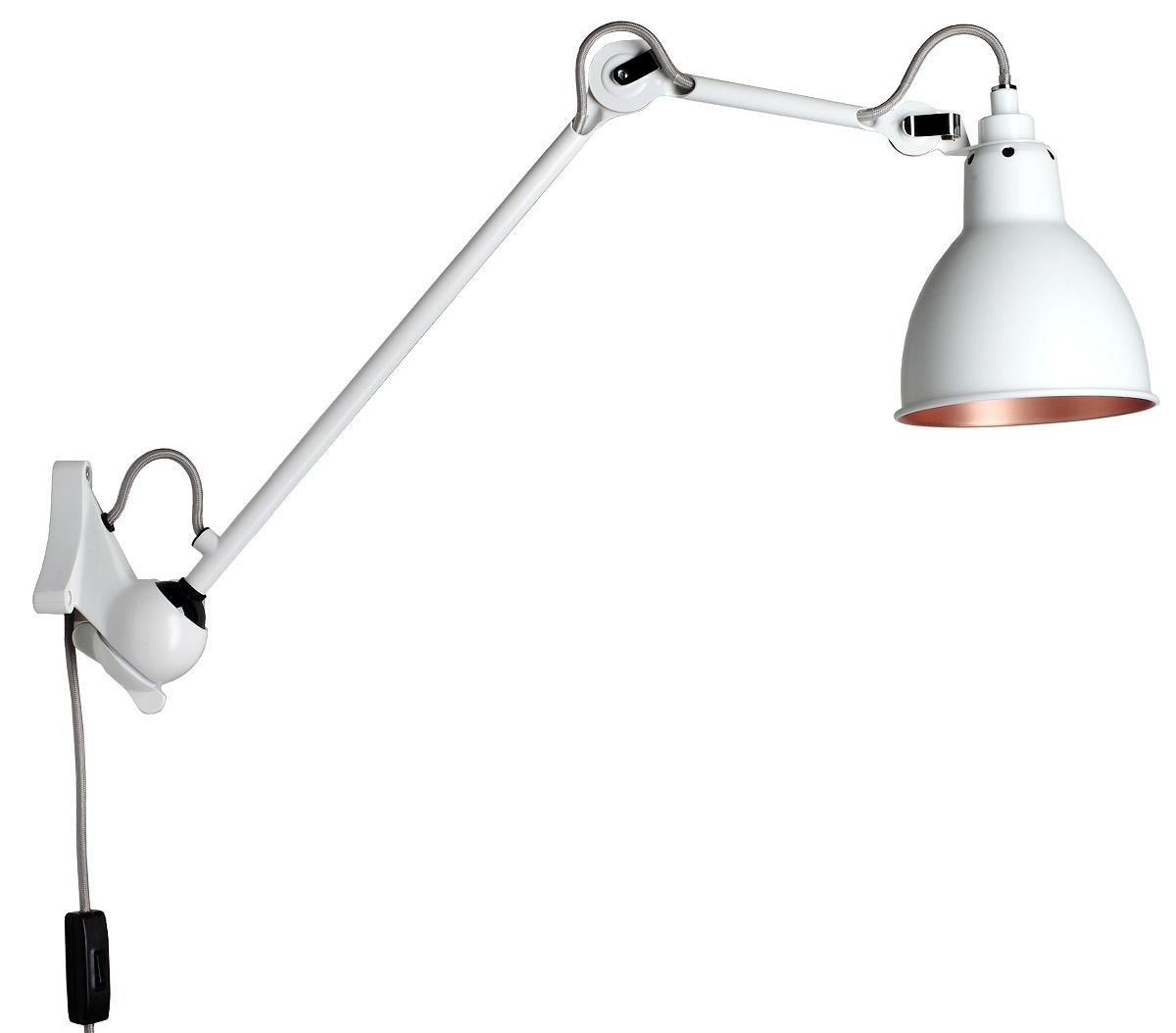 Tischlampe gezeichnet  Lampe Gras N° 222: Kugelgelenk-Wandleuchte Gelenklampe Ausleger ...