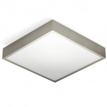 karree led exklusive badezimmer deckenlampe ip44 casa lumi. Black Bedroom Furniture Sets. Home Design Ideas