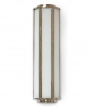 Bathroom wall light in Art Deco style, 30 cm