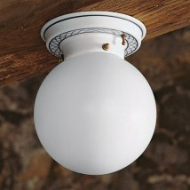 MANSARDA Italian country house ball light