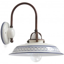 PROVENZA Ceramic wall light