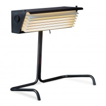 BINY TABLE Table lamp of Mid Century functionalism