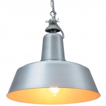 BERLIN Factory-style hanging light