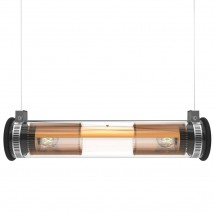 dcw IN THE TUBE: Extraordinary tube hanging light
