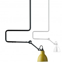Adjustable ceiling light with swivel arm N ° 312