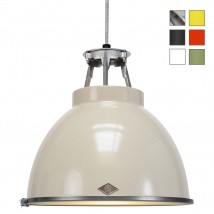 Industrial hanging light TITAN from England