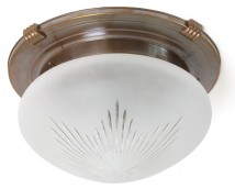 Art Nouveau ceiling light NEW YORK 40 cm